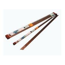 """1/8"""" X 36"""" R45 Radnor® RG45 Carbon Steel Bare Gas Welding Rod 1 Pound Tubes"""