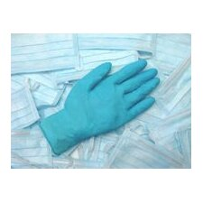 "<strong>Radnor</strong> 12"" Blue 8 mil Latex-Free Nitrile Sterile Powder-Free Disposable Gloves With Smooth Finish (50 Gloves Per Dispenser Box)"