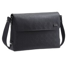 ZMG Monogram Classic Flap Shoulder Bag