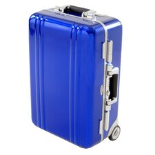 "Classic Polycarbonate 21"" Framed 2-Wheel Carry-On"