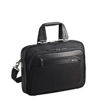 <strong>Zero Halliburton</strong> Profile Slim Laptop Briefcase