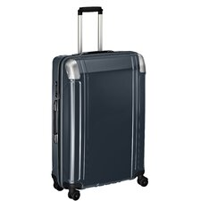 "Geo Polycarbonate 28"" 4 Wheel Spinner Travel Case"