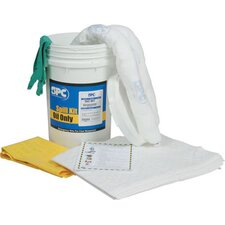 6 40180 Gallon Universal Spill Kit