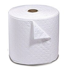 "Plus™ Sorbent Roll Dimpled & Perforated - 15"" X 150' (1 Per Bag)"