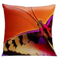 <strong>Lama Kasso</strong> Glow Butterfly Pillow