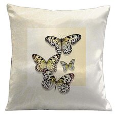 Botanic Butterflies Pillow