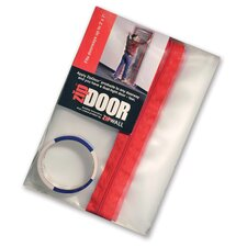 <strong>ZipWall</strong> Zip Door Standard Doorway Dust Containment Kit (6 Pack)