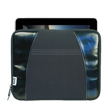 Digi Dude Canvas Ipad Case in Black Coated / Grey