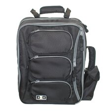 G Convertable Messenger Diaper Bag