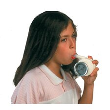 Buhl Portable Spirometer with Mouthpieces