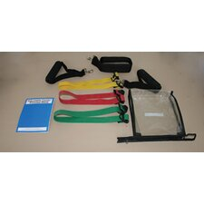 <strong>Cando</strong> Adjustable Exercise Band Kit (Set of 3)