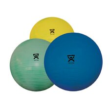 Deluxe Extra Thick Inflatable Exercise Ball (Retail Box)