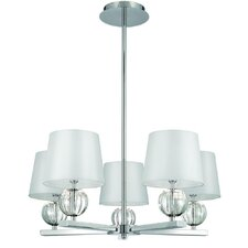 Speranza 5 Light Pendant