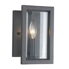 Cubist 1 Light Wall Sconce