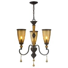 Amber Marie 3 Light Chandelier