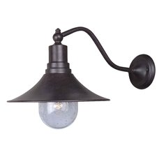 Brandon 1 Light Outdoor Wall Lantern