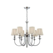 Mona 6 Light Chandelier