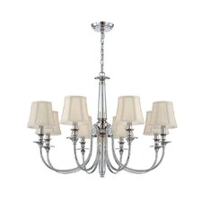 Mona 8 Light Chandelier