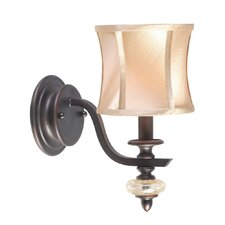 Chambord 1 Light Wall Sconce