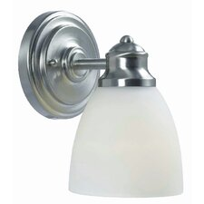 Gabriella 1 Light Wall Sconce