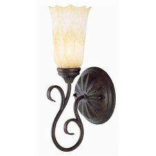 Iron Works 1 Light Wall Sconce