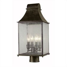 <strong>World Imports</strong> Outdoor 4 Light Post Lantern