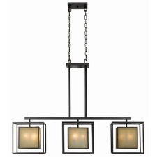 <strong>World Imports</strong> Hilden 9 Light Kitchen Island Pendant