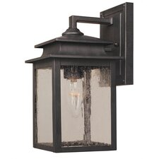 Sutton Outdoor 2 Light Wall Sconce