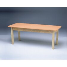 Wooden Upholstered Treatrment Table