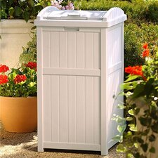 33-Gal. Outdoor Trash Container Hideaway