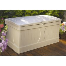 <strong>Suncast</strong> 99 Gallon Deck Box in Light Taupe