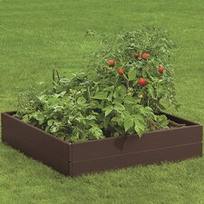 <strong>Suncast</strong> 8-Panel Raised Garden Bed