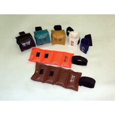 7 Piece Rehabilitation Ankle and Wrist Weight with Rack Kit