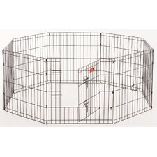 Lucky Dog Hd Dog Exercise Pen With Stakes