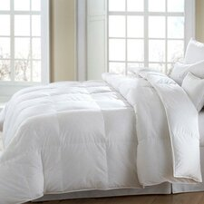 MACKENZA Medium White Down Pillow