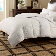 LOGANA Batiste Medium 800 White Goose Down Pillow