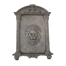 Prata Lion Wall Decor