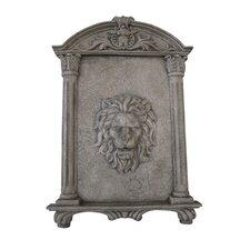 Prata Lion Wall Decor