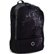 Graphic Design Backpack Diaper Bag