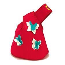 <strong>Dabbawalla Bags</strong> Butterfly Lunch Purse