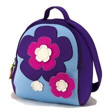 <strong>Dabbawalla Bags</strong> Flower Power Backpack