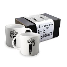 <strong>Ink Dish</strong> May 2 Mugs Gift Set