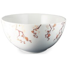 Cherry Ink Serving Bowl