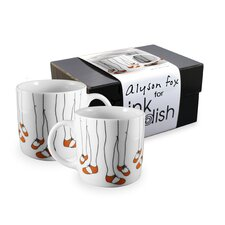 <strong>Ink Dish</strong> December 2 Mugs Gift Set
