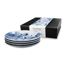 Irezumi 4 Side Plates Gift Set
