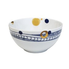 <strong>Ink Dish</strong> Basket Cereal Bowl