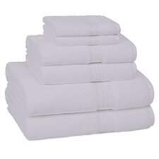 6 Piece Towel Set