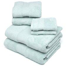 Elegance 6 Piece Towel Set