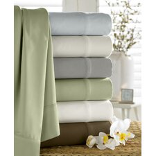 <strong>Kassatex Fine Linens</strong> Bamboo 300 Thread Count Sheet Set