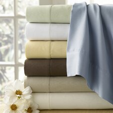 <strong>Kassatex Fine Linens</strong> Letto Studio Bedding Basics Duvet Cover Collection